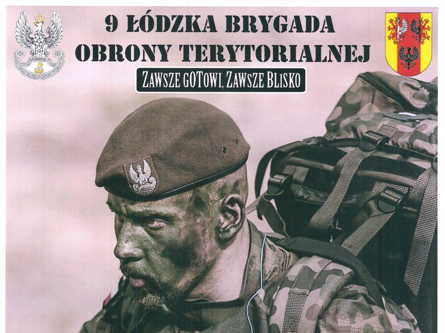 9 Łódzka Brygada Obrony Terytorialnej @ Świetlica OSP w Tuszynie,