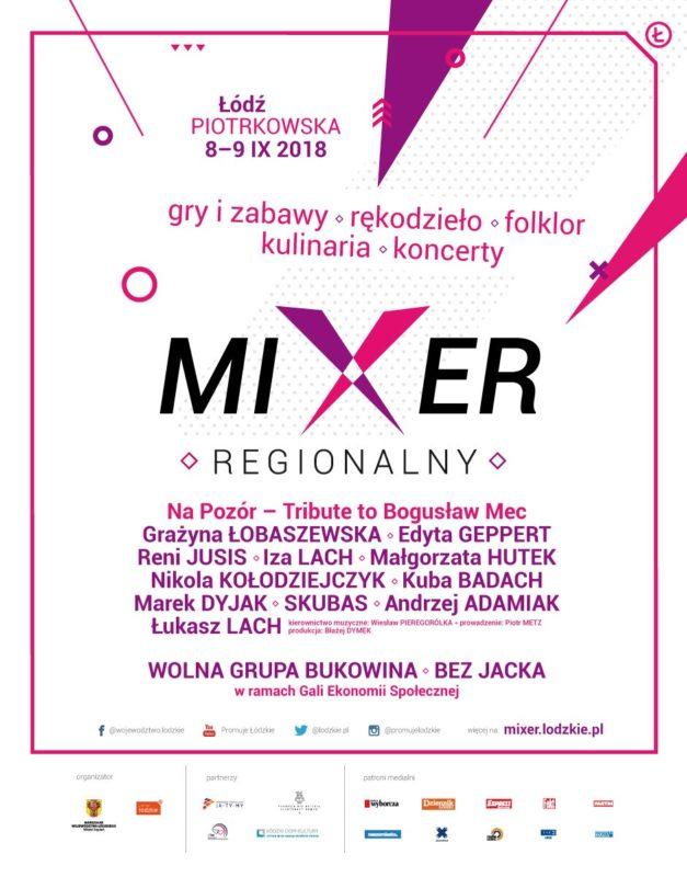 Tuszyn na Mixerze Regionalnym @ Piotrkowska 111-113 | Łódź | województwo łódzkie | Polska