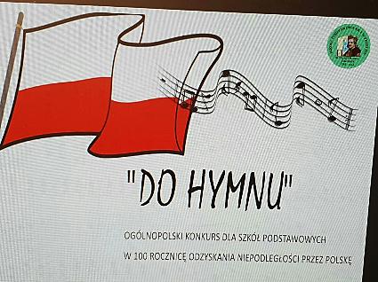 Patriotycznie w Szkole Podstawowej nr 1 w Tuszynie @ Piotrkowska 15