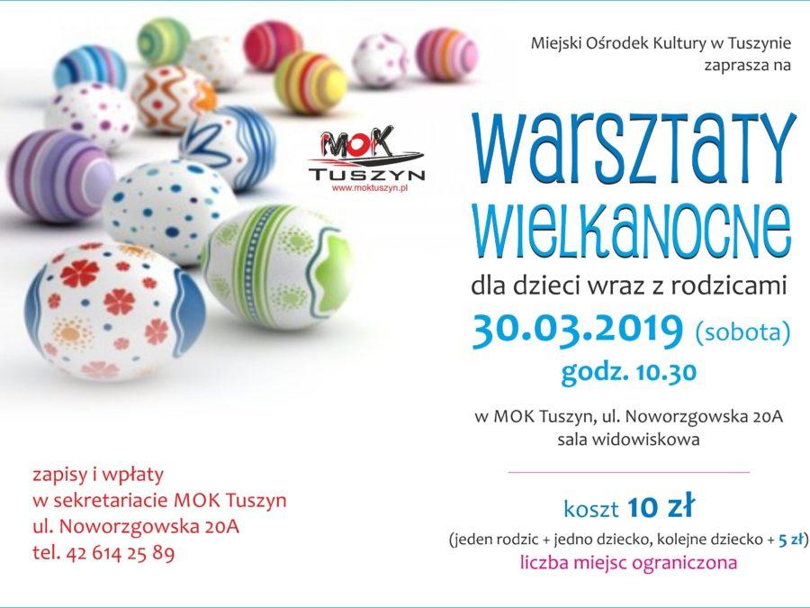 Warsztaty wielkanocne dla dzieci @ Noworzgowska 20A
