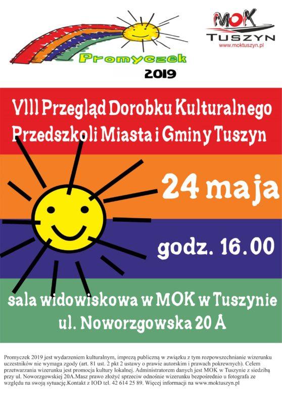 Promyczek 2019 @ Noworzgowska 20 A
