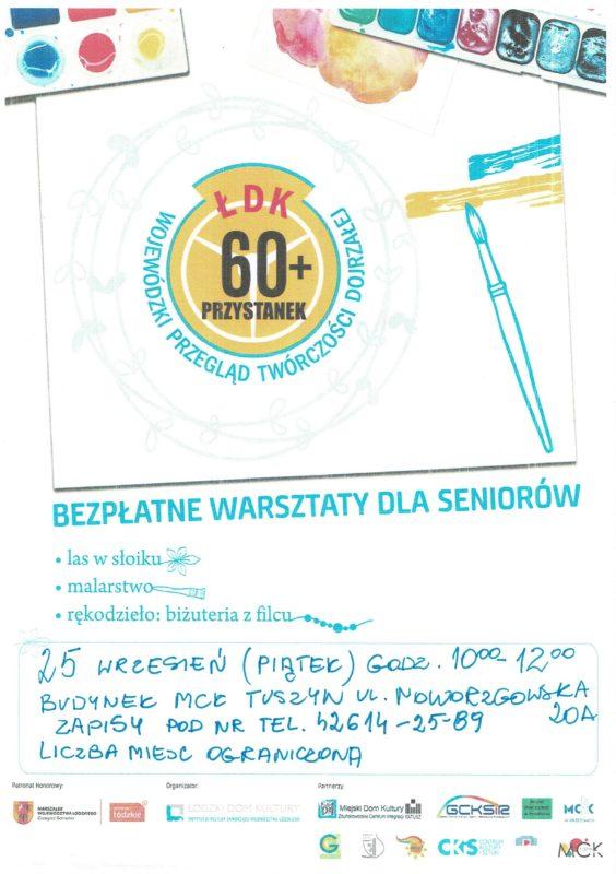 Warsztaty @ Noworzgowska 20A